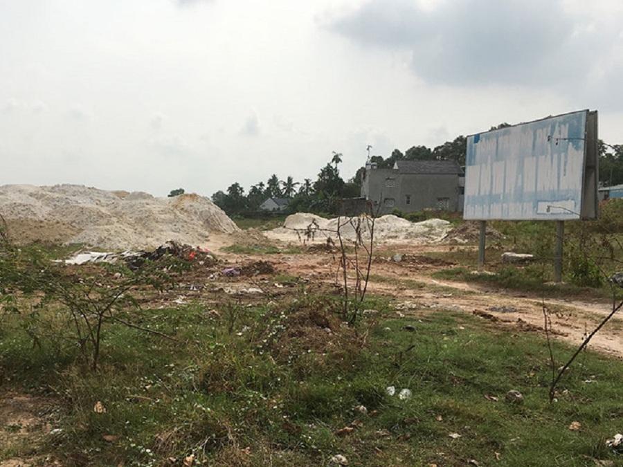Bất thường quanh dự án khu dân cư Hòa Lân: Khẳng định của Agribank