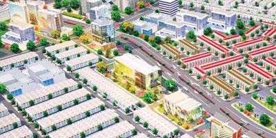 Khu đô thị Bến Cát Center City