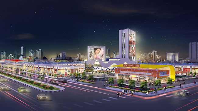 Dầu Giây Center City 2