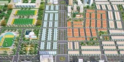 Khu đô thị Golden Center City 3