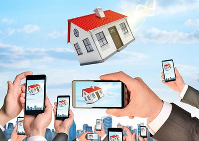 Quảng cáo, tiếp thị bất động sản