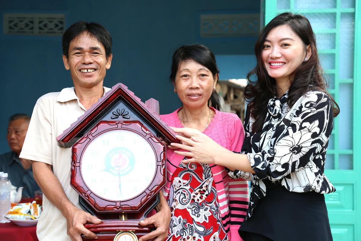 Trao tặng 2 ngôi nhà tình thương tại Tân Uyên và Thuận An