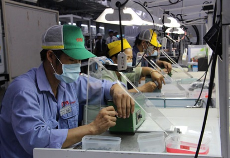 Công nghiệp Bình Dương về đích trước kế hoạch