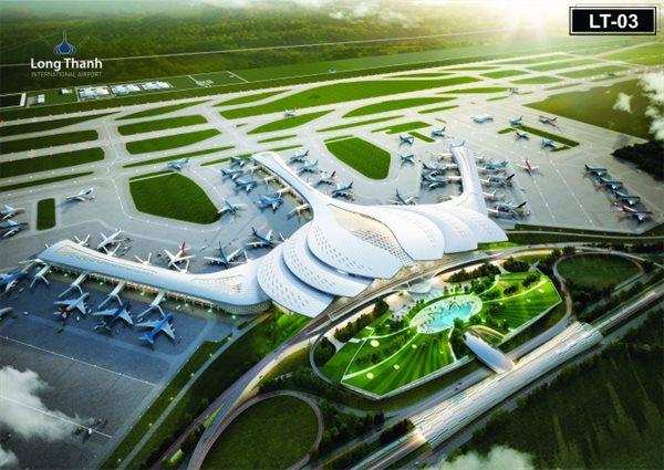 Phải giao mặt bằng sạch cho Sân bay Long Thành giữa năm 2020
