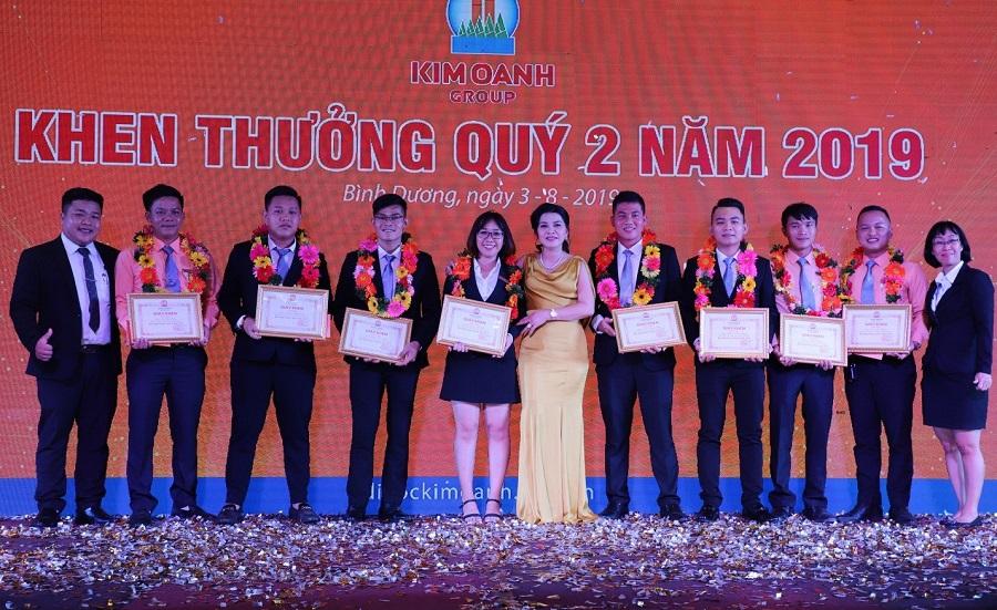 Kim Oanh Group vào cuộc bứt phá toàn diện