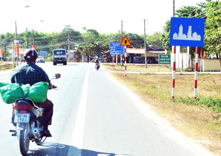 Mở rộng tỉnh lộ 769