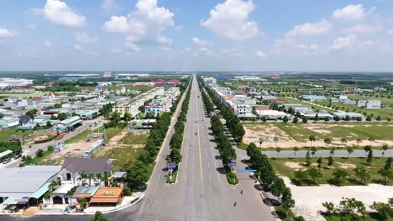 Bình Dương quyết tâm hoàn thành đường cao tốc Mỹ Phước – Tân Vạn đoạn từ Bàu Bàng đến Quốc lộ 1A trước năm 2020