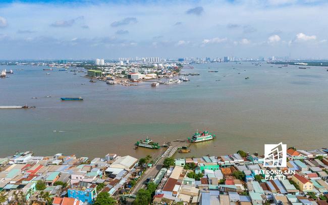 """Giá đất Nhơn Trạch """"sốt"""" theo cầu Cát Lái"""